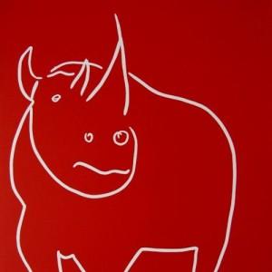 Rhino Side on