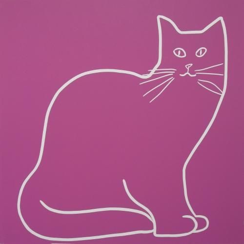 My Cat by Jane Bristowe