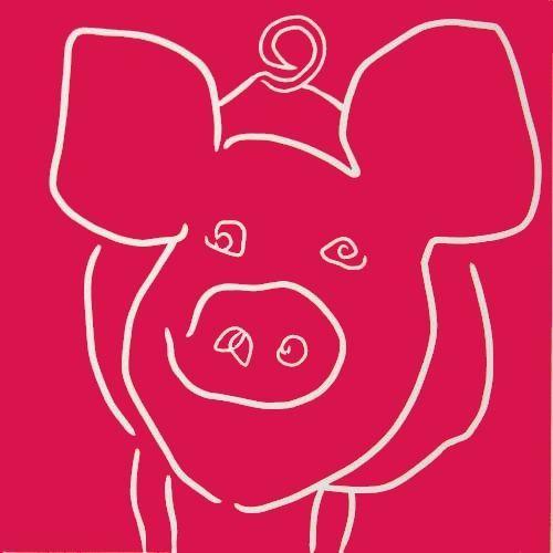 Pig by Jane Bristowe