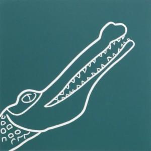Crocodile by Jane Bristowe