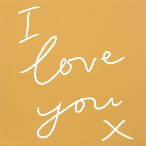 I Love You X