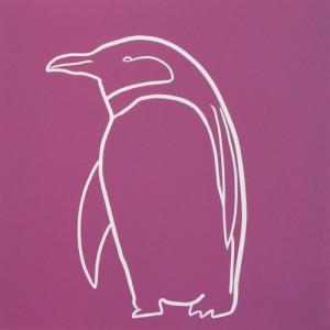 Penguin 4 by Jane Bristowe
