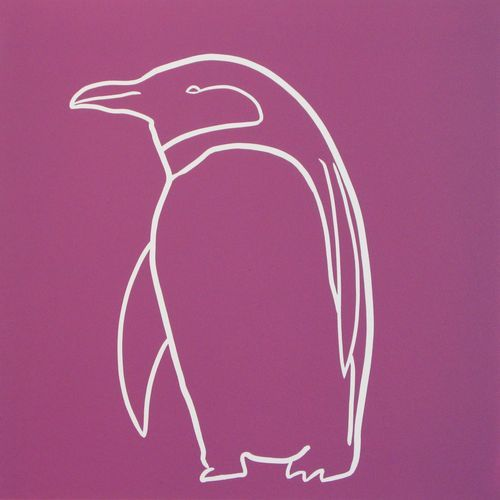 Penguin 4 by Jane Bristowe