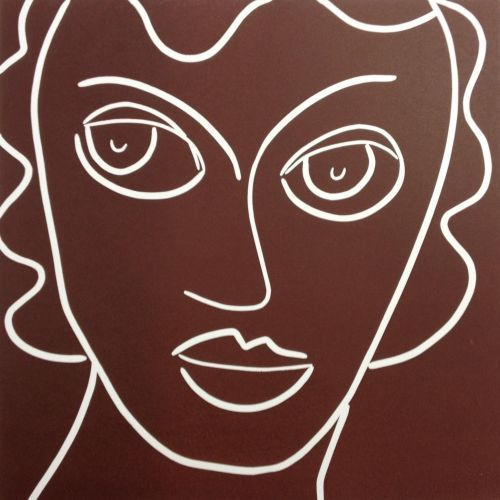 Doe-eyed Woman