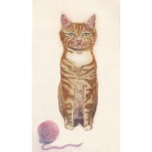 Ginger Tiger by Theresa Pateman